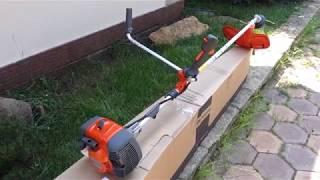 Триммер бензиновый Husqvarna 135R - видео №1