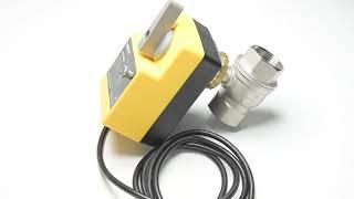 Motorised Ball Valve (Electric) - 2-Way AC - 1