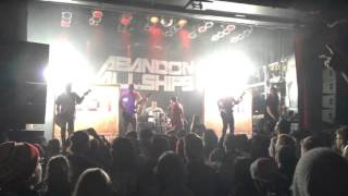 Abandon All Ships - Bro My God!