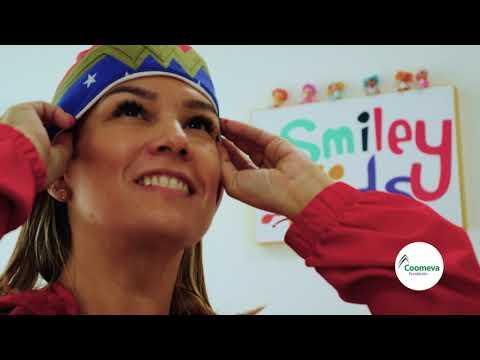 Empresa apoyada por la Fundación Coomeva - Smile Kids