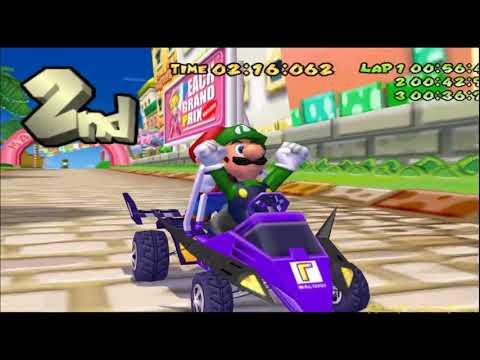 Mario Kart - Double Dash!! (Europe) (En,Fr,De,Es,It) ISO < GCN ISOs
