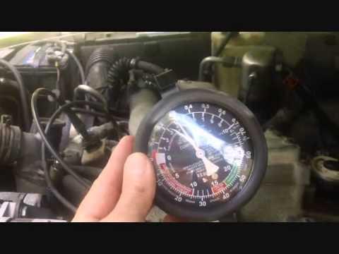 '93 Chevy diesel truck repair
