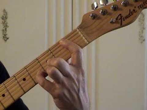 Eb Chord (or D#, D sharp)