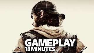 Days Gone Gameplay - Days Gone 18 Minute Gameplay (Developers Play)