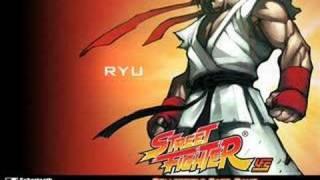 Ryus Theme  <b>Street Fighter 2 The Animated Movie</b> OST