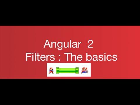 angular2-filters