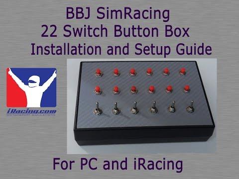 IRacing iPad Button Box - смотреть онлайн на Hah Life