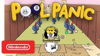 Pool Panic Launch Trailer - Nintendo Switch - Video Youtube