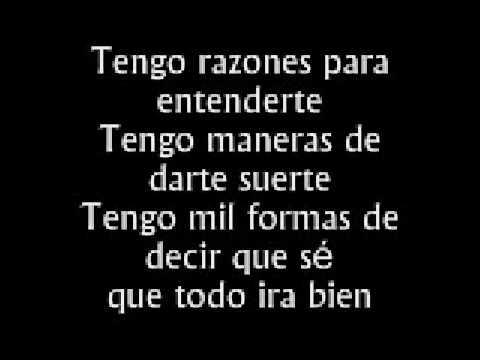 Chenoa   Todo Ira Bien  Lyrics