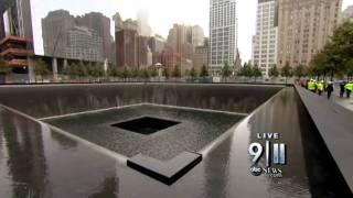 September 11 Memorial Opens in N.Y.