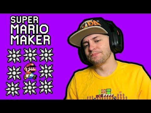 Tiny Trolling Traps! Mario Maker