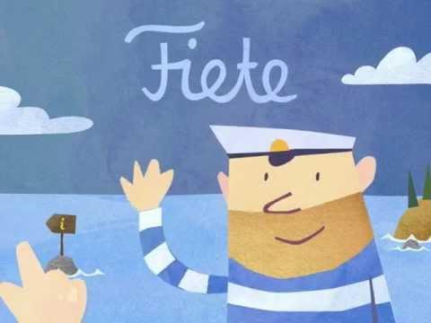 Video of Fiete Islands
