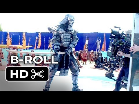 47 Ronin Blu-Ray B-Roll (2013) - Keanu Reeves Samurai Movie HD