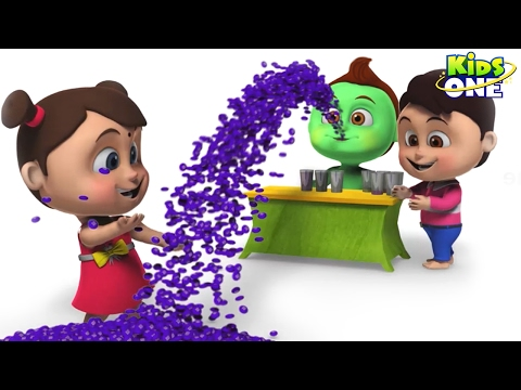 BABY HULK Magic Show | Play and Learn COLORS with M&M's Candy for Children