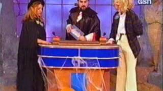 Family Feud - Halloween 2002 (Part 2)