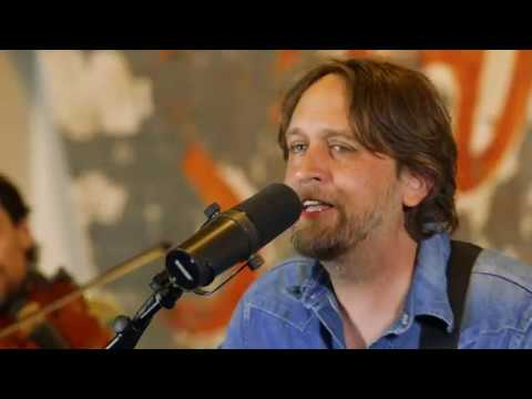 "Screenshot from the Creek Session featuring Hayes Carll: ""Times Like These"""