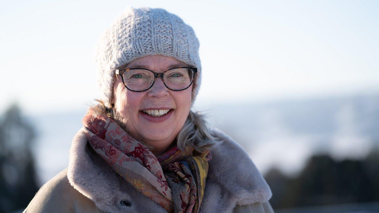 Ulla Higdem om det gode liv på bygda