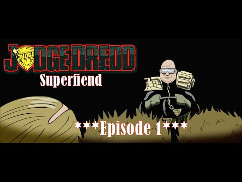 Soudce Dredd: Superhajzl #1