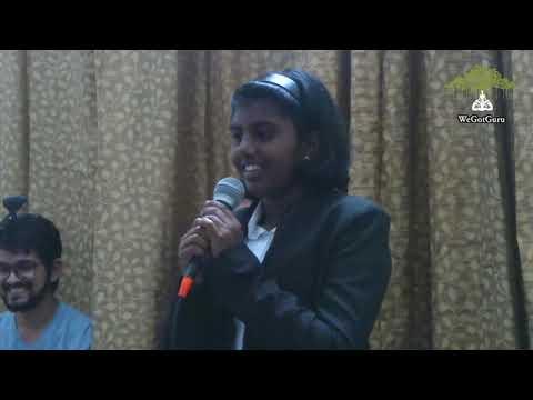 Rachel Daniel ! 21st-Oct-19 ! Western Vocal Recital !@WeGotGuru
