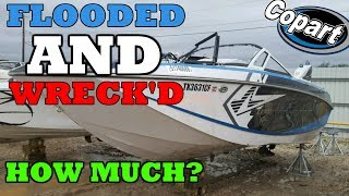 Copart Crazy Boat Bidders Why Are You Bidding So High?!!!? (RANT)