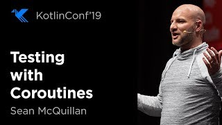 Testing with Coroutines