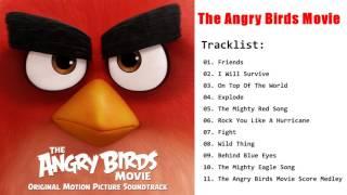 The Angry Birds Movie Soundtrack (Full Album) 2016