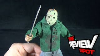 Toy Spot - NECA Friday the 13th, Part 3D Retro Cloth Jason Voorhees