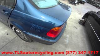 2001 BMW 325i Parts For Sale - 1 Year Warranty