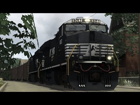 TS 2017 Railfanning On the Norfolk Southern Coal District