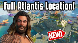 Everything You Need To Know About CORAL CASTLE! - Fortnite Atlantis POI!