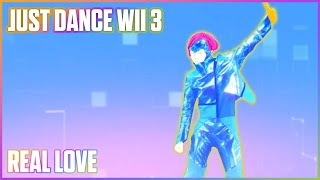 JUST DANCE WII 3 (WII): Real Love by Chris Lee