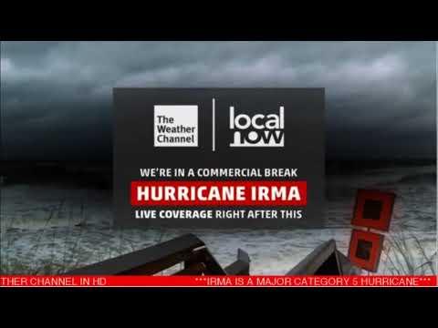 Hurricane Irma path LIVE COVERAGE stream: Watch Tracking Hurrucane Irma arrive in real time