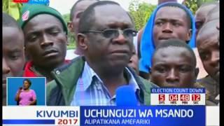 Uchunguzi wa maiti ya Chris Msando aliyekuwa meneja katika IEBC umebainisha kuwa alinyongwa