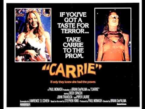 CARRIE soundtrack - School In Flames