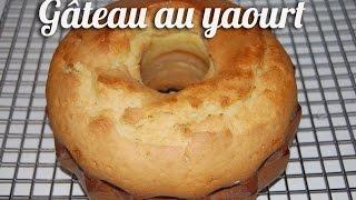 Recette Du Gâteau Au Yaourt