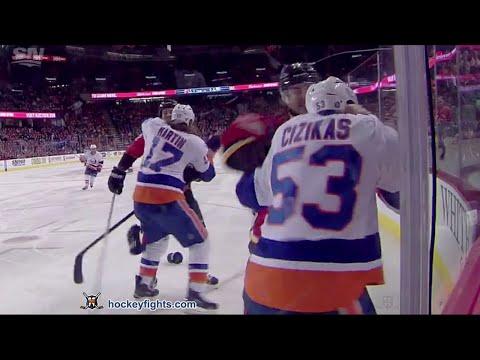 Lance Bouma vs. Casey Cizikas