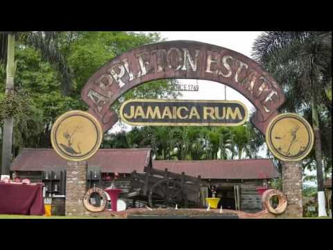 Appleton Estate Rum Tour groundbreaking - JRA