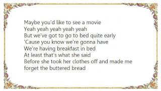 Brainpool - Breakfast in Bed Lyrics