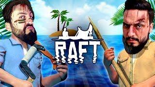 DENİZDE SURVİVOR ! Raft #1