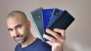 Best Motorola Smartphones (2021) - Plus, Power, Play, Edge & More