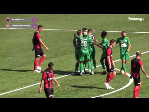 NE Xamax FCS VS Stade Lausanne Ouchy amical