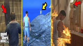 GTA 5 - What Happens if You SEE TREVOR'S GHOST While