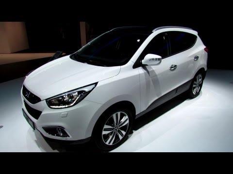 Hyundai  Ix35 Паркетник класса J - рекламное видео 1