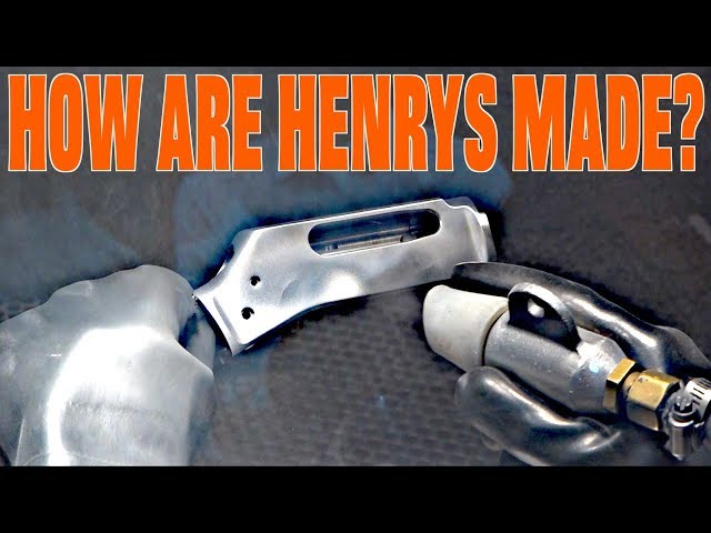 How It's Made – Henry .45-70 & Factory Tour
