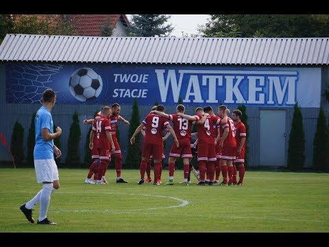 WIDEO: Watkem Korona Rzeszów - Start Pruchnik 2-1 [KULISY]