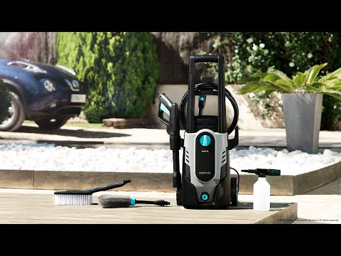 Hidrolimpiadora HidroBoost 1600 Car&Bike Cecotec