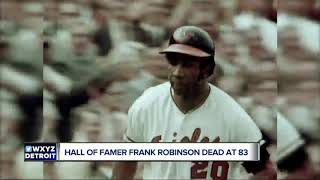 Hall Of Famer Frank Robinson Dead At 83