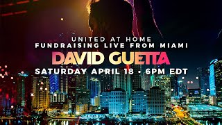 United at Home - Fundraising Live from Miami (Trailer)