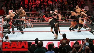 Braun Strowman earns controversial Tag Team Battle Royal win: Raw, March 13, 2018