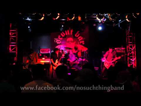 No Such Thing - Ms. Nothing @ The Scout Bar, Houston, TX